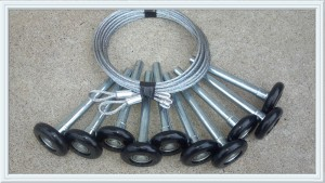 garage door cables Houston