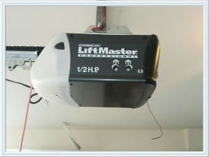 garage door opener repair houston
